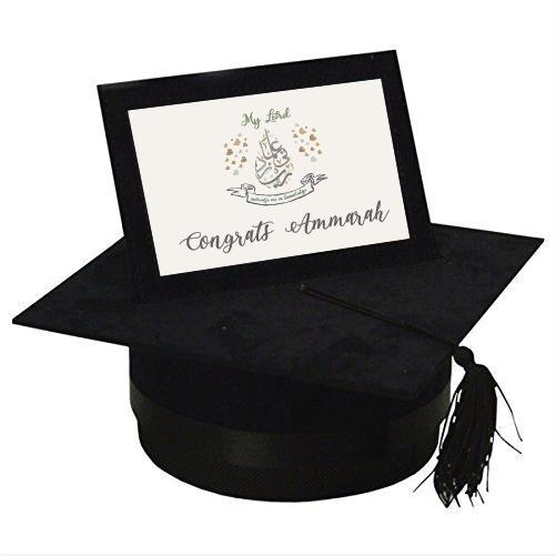 graduation, hat, photo, keepsake